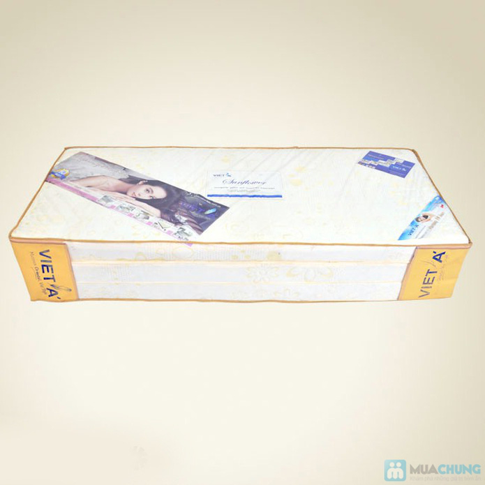 Nệm cao su Việt Á loại dày 5cm - 2