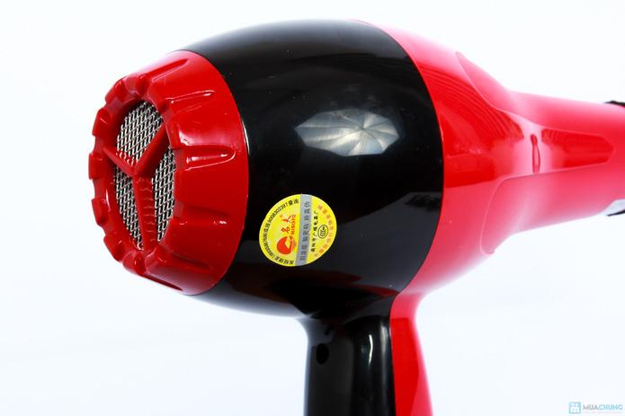 Máy sấy tóc 2 chế độ - công suất 1800w - 4