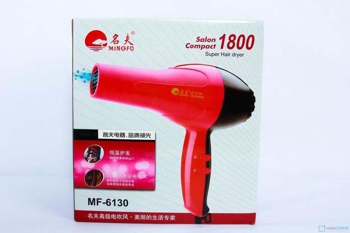 Máy sấy tóc 2 chế độ - công suất 1800w - 1