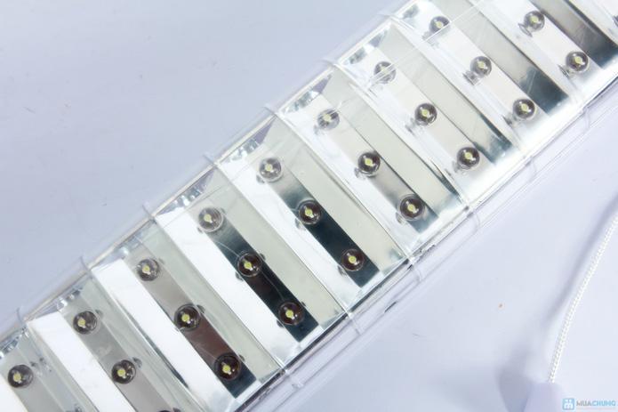 Đèn Led sạc 63 bóng HK715 - 3