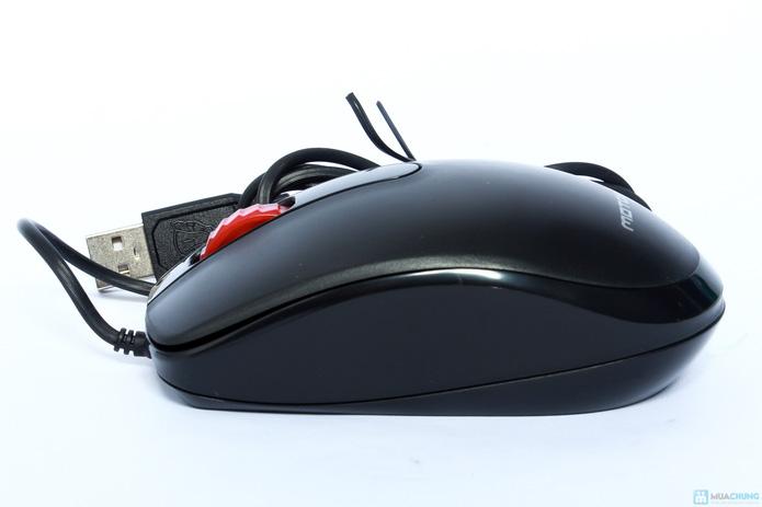 Chuột quang có dây Motospeed F302 - 2