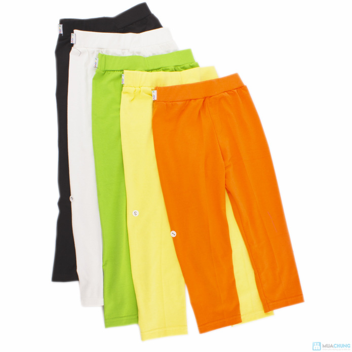 Combo 2 quần legging cho bé - 6