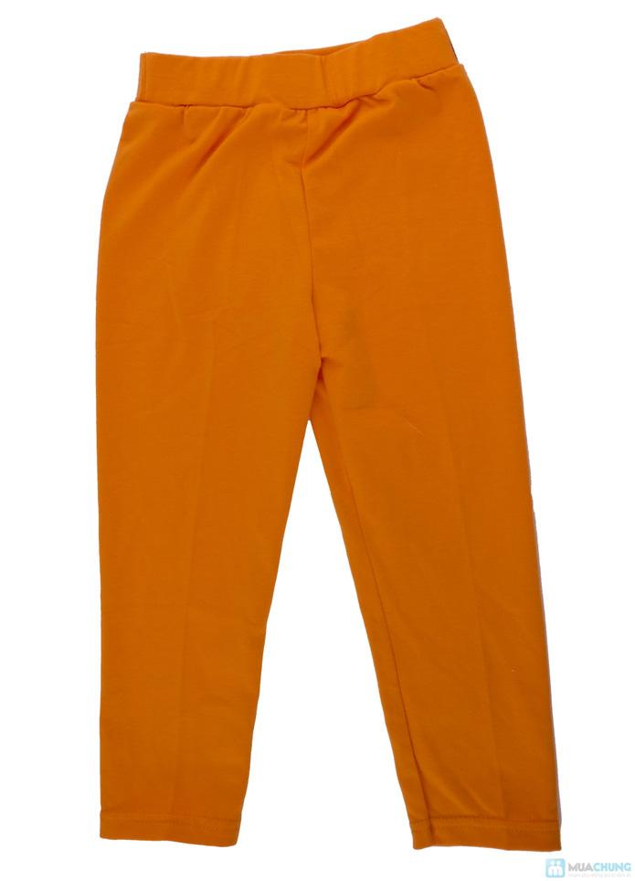 Combo 2 quần legging cho bé - 4