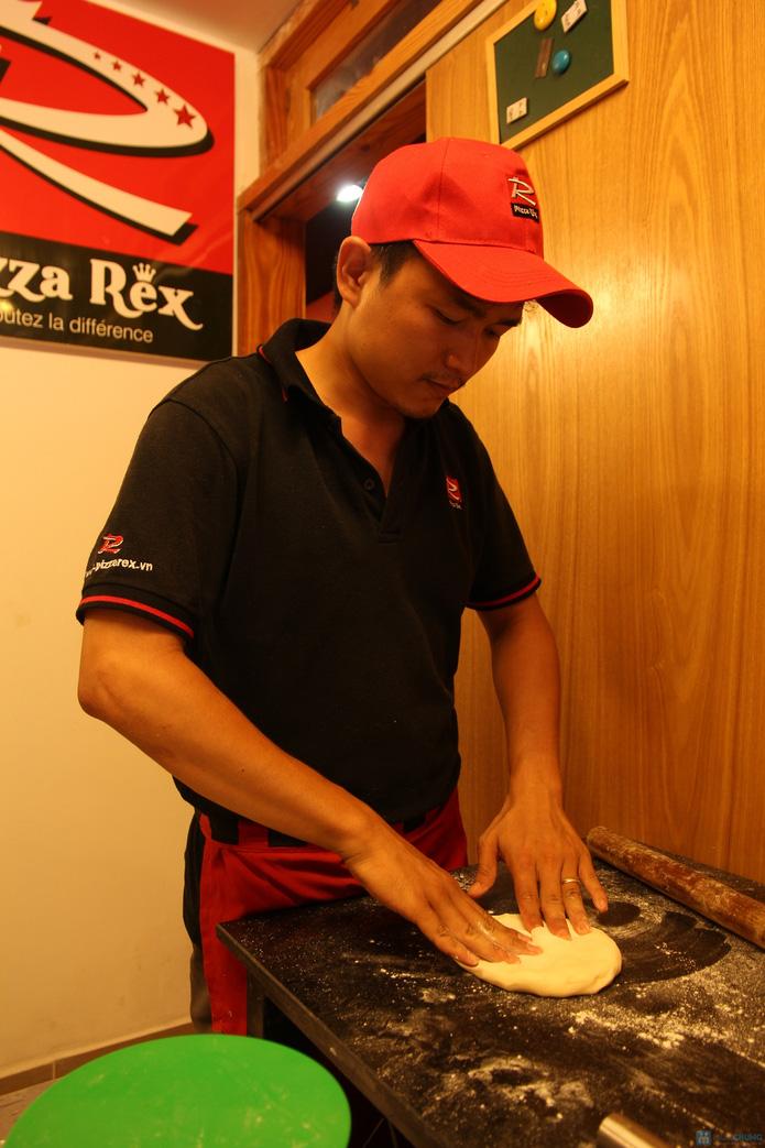 Thưởng thức Pizza Ý hết sẩy tại Pizza Rex - 10
