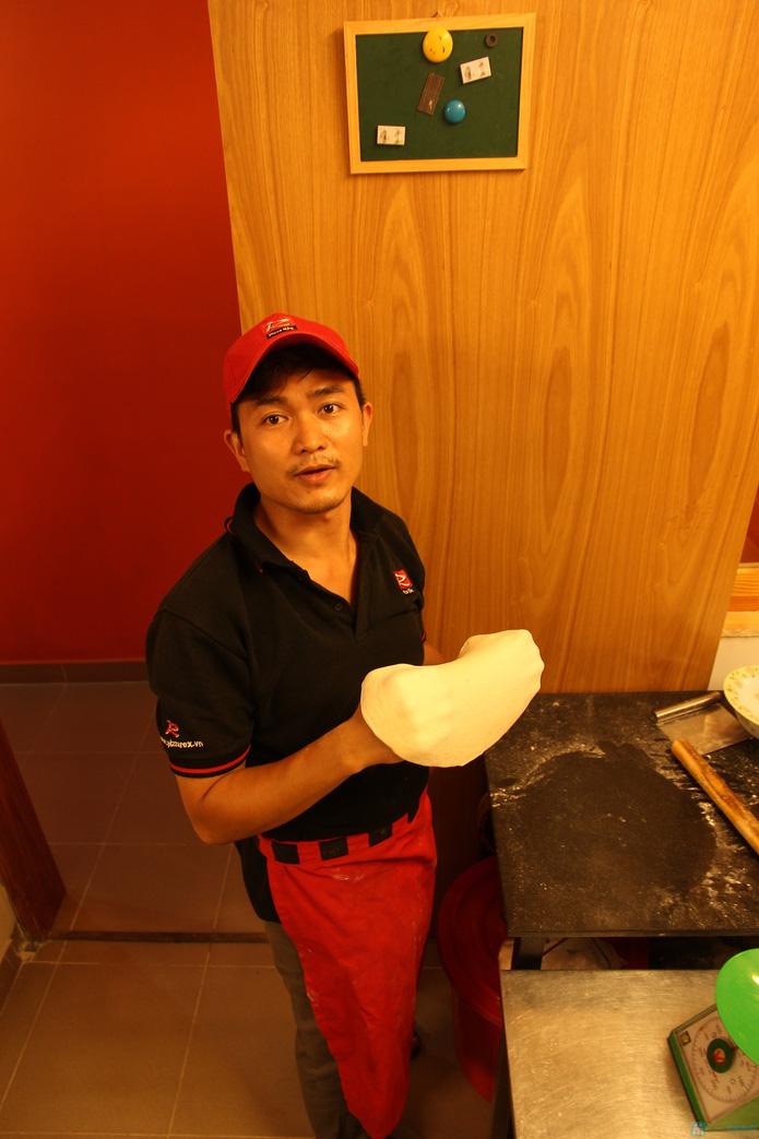 Thưởng thức Pizza Ý hết sẩy tại Pizza Rex - 11