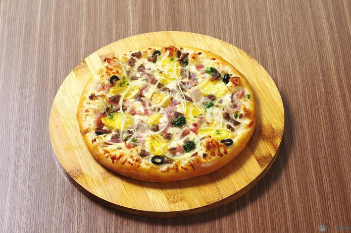 Thưởng thức Pizza Ý hết sẩy tại Pizza Rex - 4