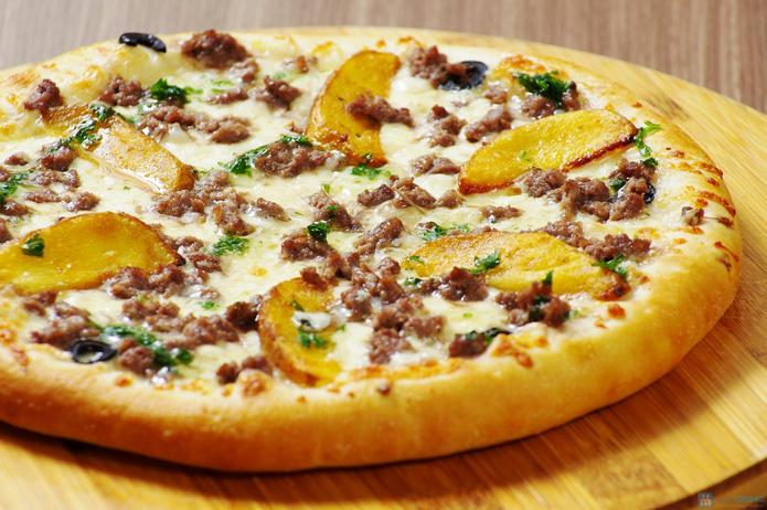 Thưởng thức Pizza Ý hết sẩy tại Pizza Rex - 1