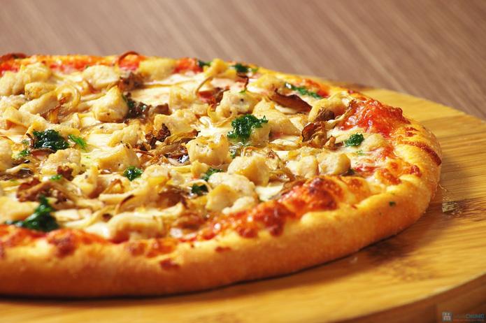 Thưởng thức Pizza Ý hết sẩy tại Pizza Rex - 3