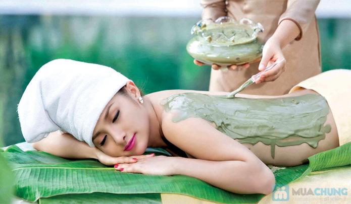 Deal Trọn gói chăm sóc da mặt + tẩy tế bào chết + dưỡng mịn da toàn thân bằng dưỡng chất từ thiên nhiên. - 6