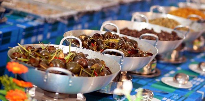 Buffet Ốc với 36 món ốc ( tối từ 18h - 21h thứ 6, 7 và chủ nhật hàng tuần) tại NH Ẩm Thực Người Sài Gòn - 2