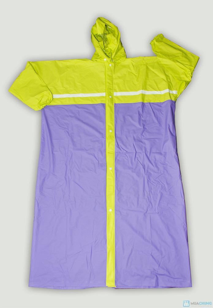 Áo mưa dây kéo cho 1 người - 1