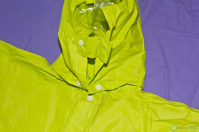 Áo mưa dây kéo cho 1 người - 3