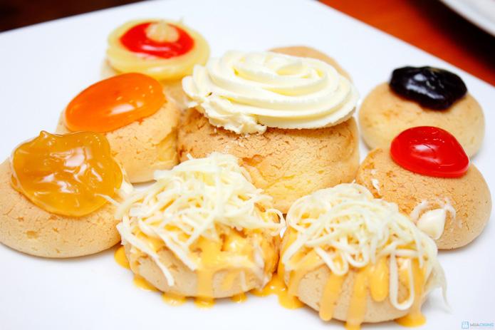 Hệ Thống Bánh Su Singapore Chewy Junior - 22