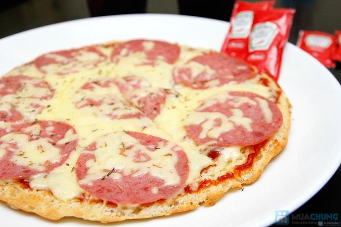 Set pizza đặc biệt kèm khoai chiên, salad, coca - 6