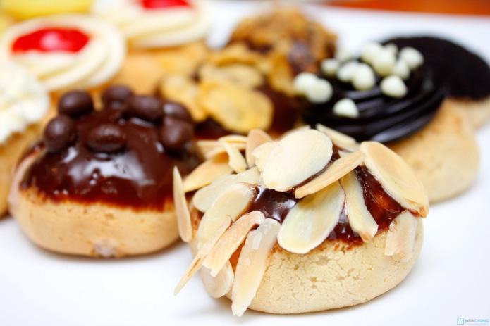 Hệ Thống Bánh Su Singapore Chewy Junior - 17