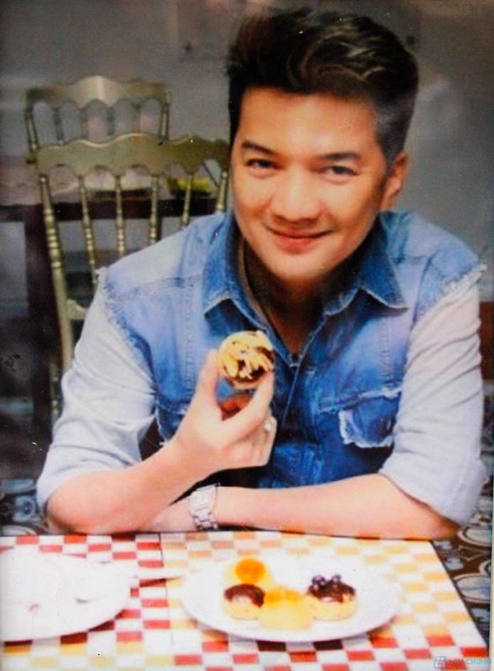 Hệ Thống Bánh Su Singapore Chewy Junior - 23