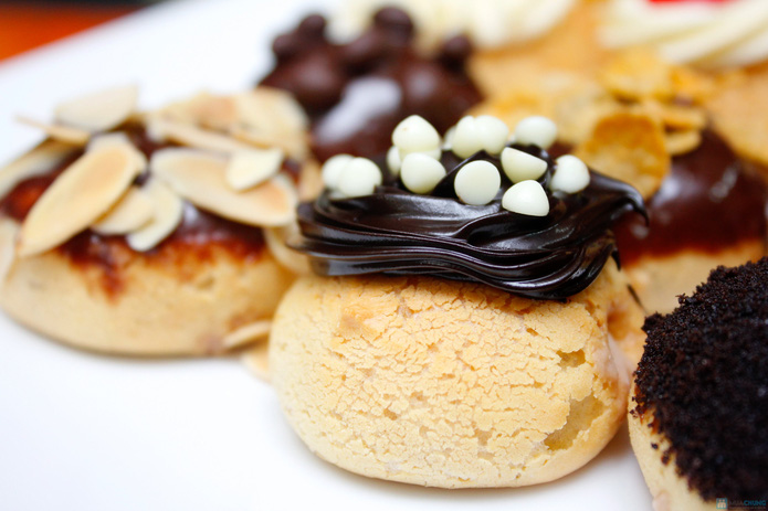 Hệ Thống Bánh Su Singapore Chewy Junior - 16