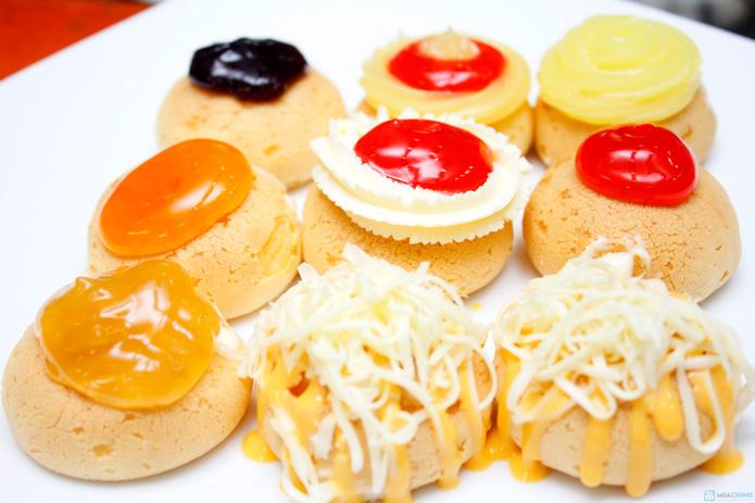 Hệ Thống Bánh Su Singapore Chewy Junior - 14