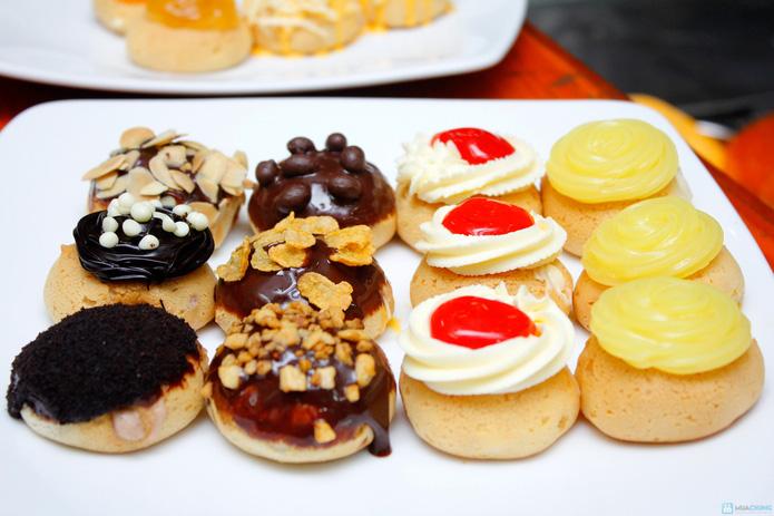 Hệ Thống Bánh Su Singapore Chewy Junior - 21