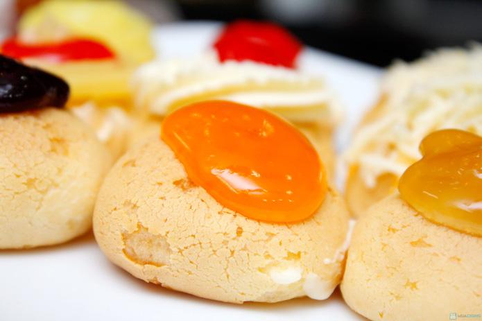 Hệ Thống Bánh Su Singapore Chewy Junior - 11