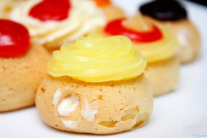 Hệ Thống Bánh Su Singapore Chewy Junior - 7