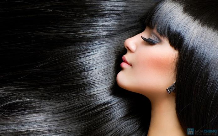 Uốn / Duỗi / Nhuộm + gội + sấy dùng mỹ phẩm Loreal  tại Beauty Salon cây kéo vàng Gia Lạc - 2