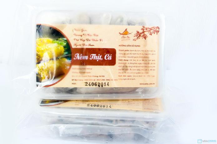 02 hộp Nem thịt Cá 400g/hộp - Ao ta hương vị cội nguồn - 2