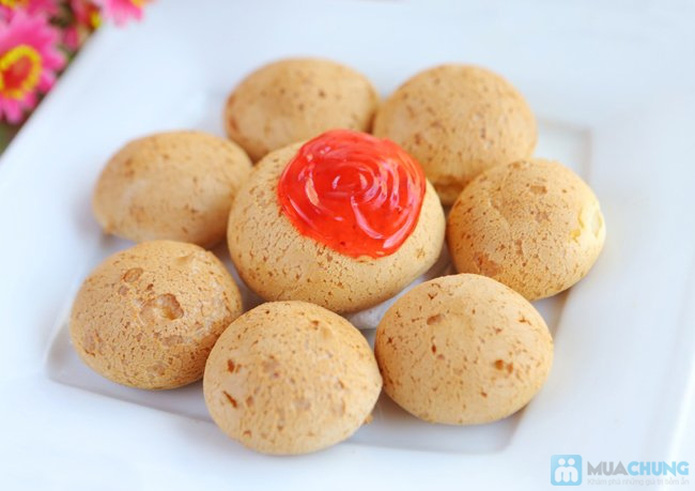 Hệ Thống Bánh Su Singapore Chewy Junior - 4