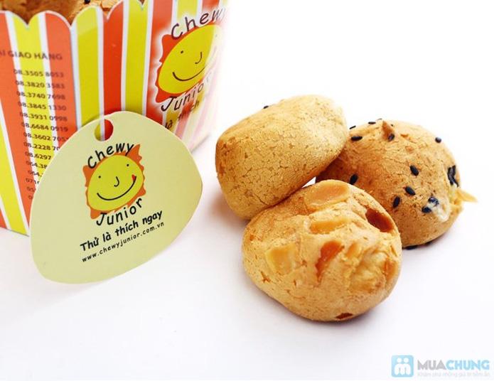 Hệ Thống Bánh Su Singapore Chewy Junior - 5