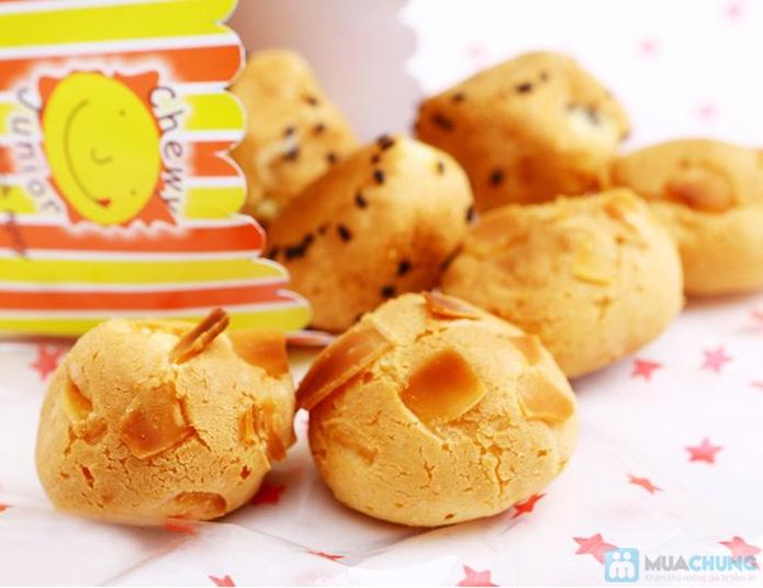 Hệ Thống Bánh Su Singapore Chewy Junior - 3