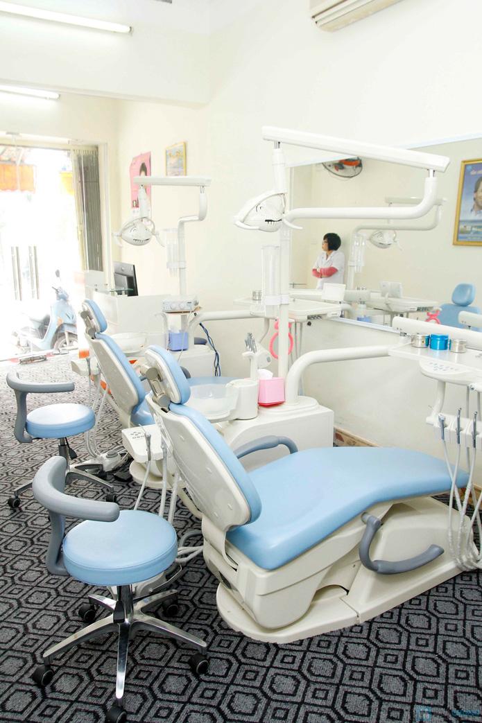 Răng sứ Titan Mỹ tại Nha Khoa Tâm Đức - 9