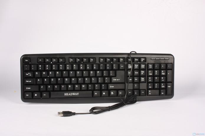Bàn phím máy tính Headway - 1