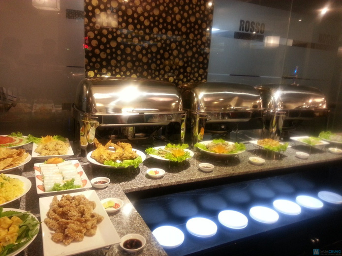 Buffet tối cao cấp nhà hàng Rosso - 1