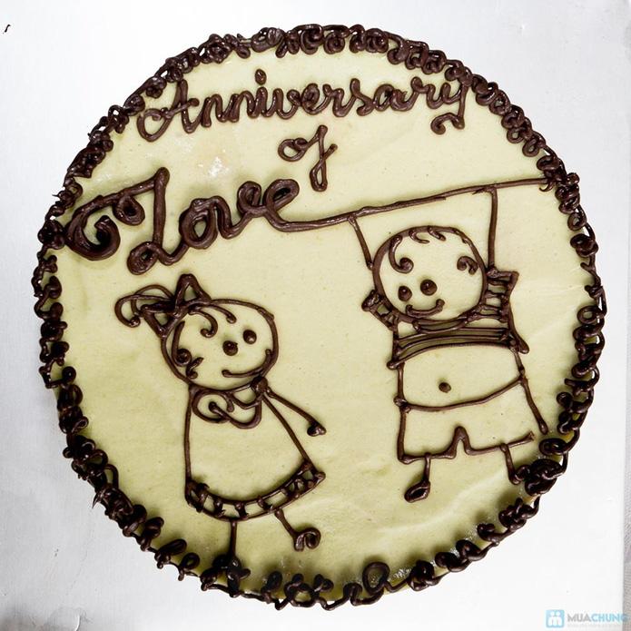 Bánh Tiramisu tại cửa hàng bánh ngọt Sweetie - 1