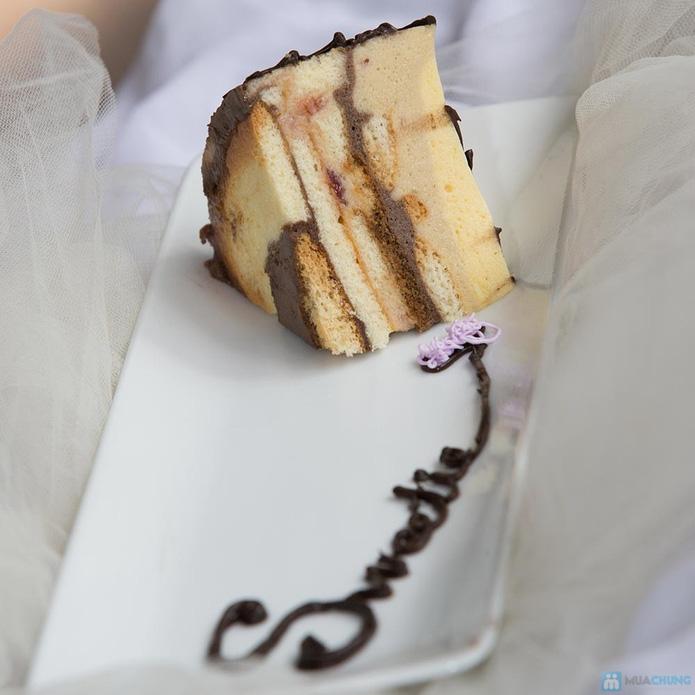 Bánh Tiramisu tại cửa hàng bánh ngọt Sweetie - 11