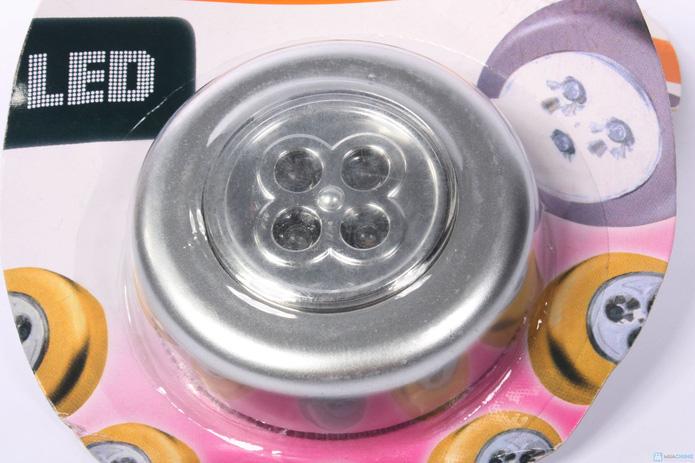 Combo 2 đèn led dán tường 4 bóng - 10