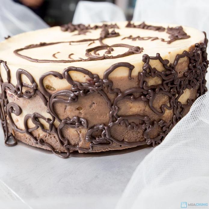 Bánh Tiramisu tại cửa hàng bánh ngọt Sweetie - 6