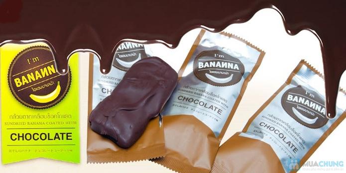 Combo 02 Hộp Chuối Khô Organic Phủ Chocolate Thái Lan - 9