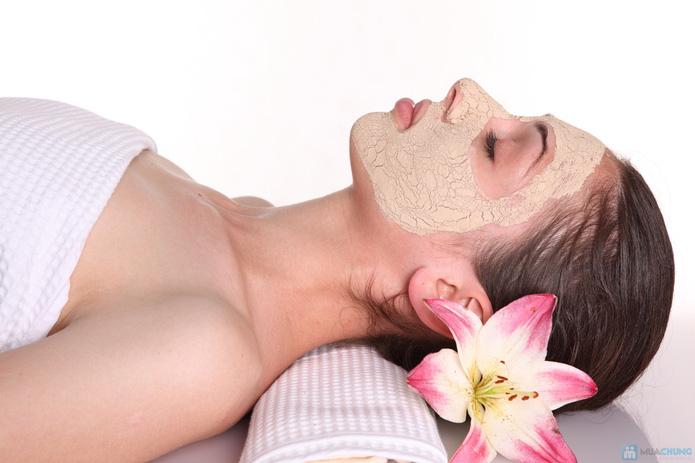 Massage body (Thái/Nhật) hoặc Chăm sóc da mặt + đắp mặt nạ Collagen tại Spa Hồ Điệp - 2