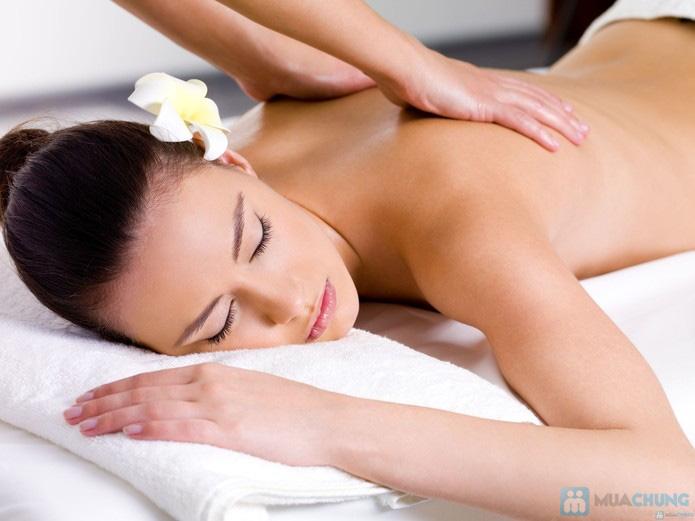 Massage body (Thái/Nhật) hoặc Chăm sóc da mặt + đắp mặt nạ Collagen tại Spa Hồ Điệp - 3