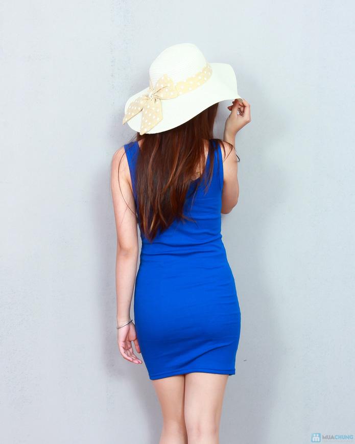 2 váy ba lỗ cotton thoáng mát cho ngày hè - 5