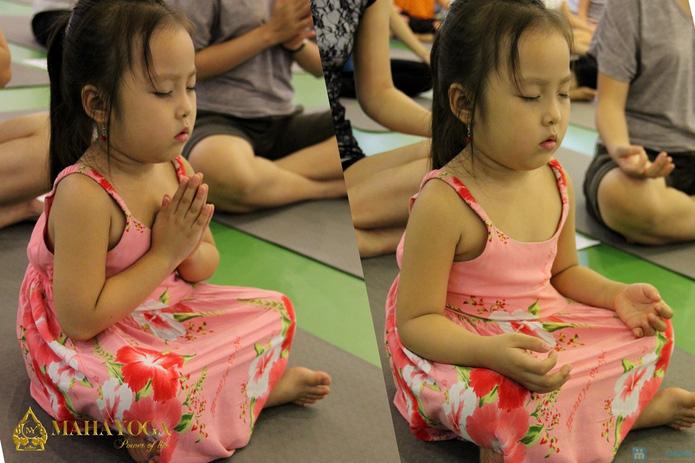 Khoá học Yoga hoặc Dance tại Trung tâm Mahayoga (01 tháng) - 5