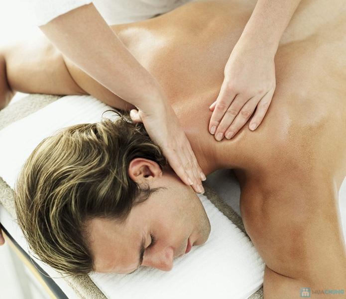 Combo trọn gói Xông Hơi + Massage Body Nhật + Chăm Sóc Mặt - Đắp Mặt Nạ Collagen - 3
