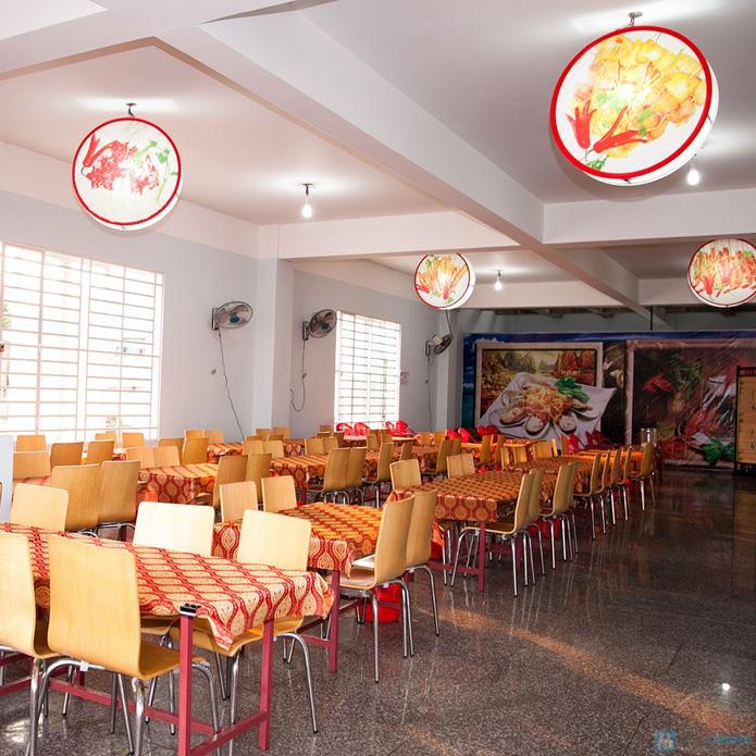 Buffet Ốc tự nướng cuối tuần-Ẩm thực Người Sài Gòn - 3