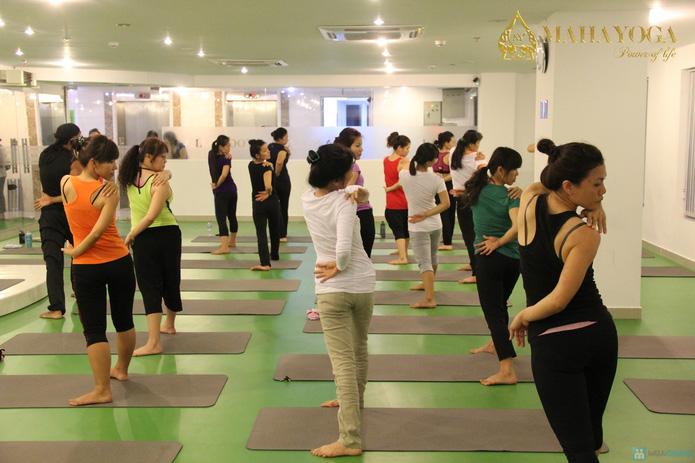 Khoá học Yoga hoặc Dance tại Trung tâm Mahayoga (01 tháng) - 3