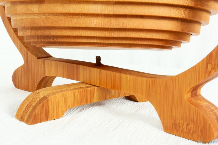 Giỏ gỗ thông minh đựng hoa quả  - 15
