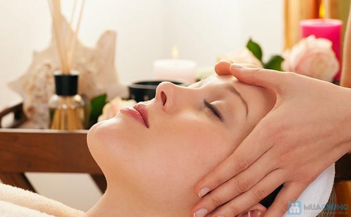 Combo trọn gói Xông Hơi + Massage Body Nhật + Chăm Sóc Mặt - Đắp Mặt Nạ Collagen - 1