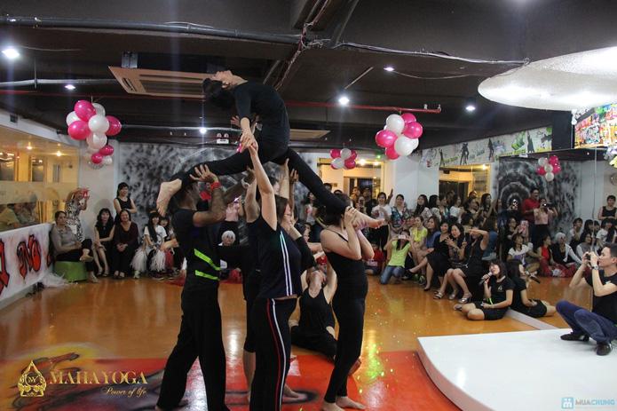 Khoá học Yoga hoặc Dance tại Trung tâm Mahayoga (01 tháng) - 4