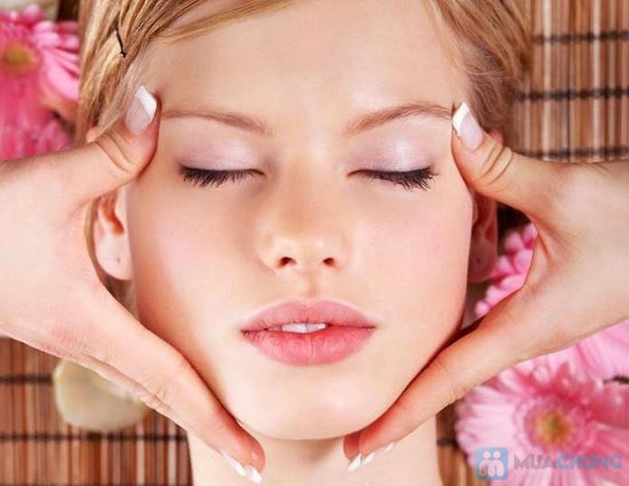 Combo trọn gói Xông Hơi + Massage Body Nhật + Chăm Sóc Mặt - Đắp Mặt Nạ Collagen - 4