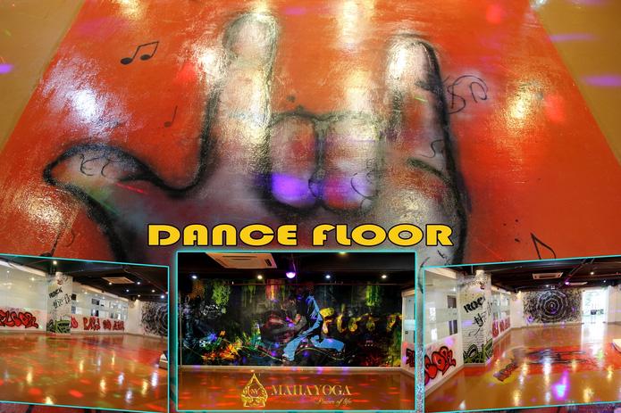 Khoá học Yoga hoặc Dance tại Trung tâm Mahayoga (01 tháng) - 2